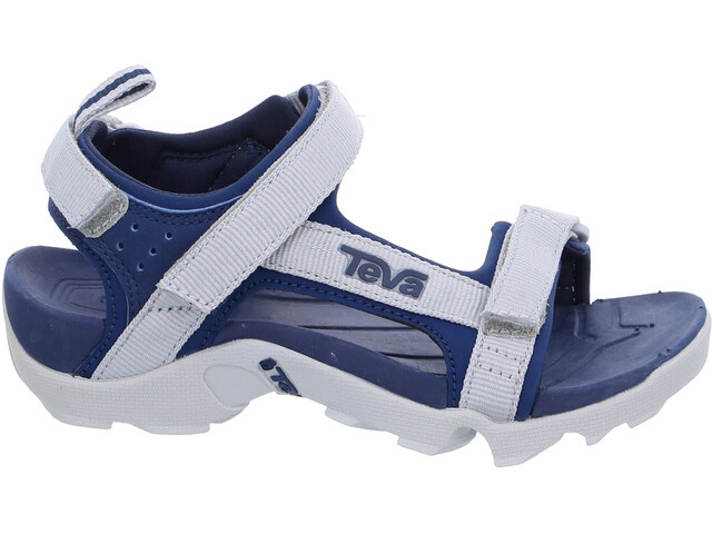 new arrivals 361ff 2d1f9 Teva Tanza Sandals Kids grey/navy